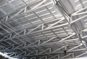 metal roof framing